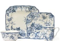 Classic Dinnerware Set / Classic Sets from 222fifth website! This our simple designed dinnerware sets!
