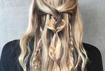 Örgülü saç