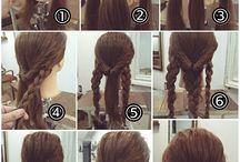 Saç modeleri