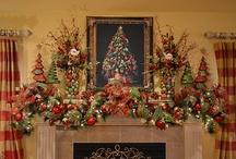 christmas decor / by Candyce Schoenborn