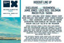 Season 2014 festivals