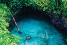 Travel samoa