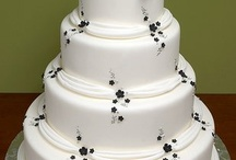 Black and White Wedding / by Wedding Party