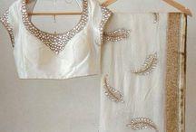 Sarees & blouses