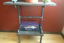 My furniture.