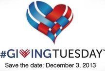 #GivingTuesday / Aid for Africa is thrilled to be participating in the annual day of giving on December 3, 2013.