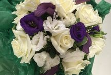 Popular Purple Wedding Flowers