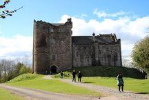"""Voyage """"Outlander""""`•. ¸ ¸. ☆ / Pour voyager en Écosse sur les traces de Jamie et de Claire ! Chaque emplacement est détaillé (lien vers les plans en commentaire)... il ne reste plus qu'à y aller ! ♥"""