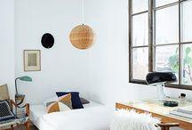 Bedroom with livingroom