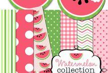 Watermelon Party / by Leann Jester