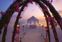 Romantik Oteller/Romantic Resorts / Romantik bir Maldivler taili için...