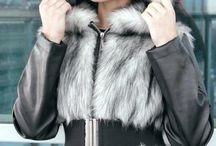 Coats / Warm, beautiful, faux fur made coats!