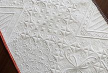 Free Motion Quilting / Collecting beautiful FMQ images for inspiration! So many talented quilters out there...