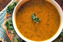 soup... / by Lisa Valkavich