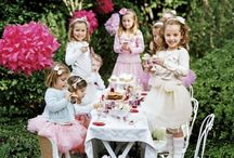 ~ Tea Party Inspiration ~ / by Jodie Valenti