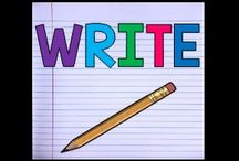 WRITE / A Collection of Resources about Teaching Writing