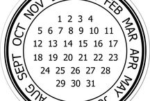 Kalendárium, naptár