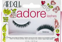Ardell Adore Lashes / Ardell Adore Lashes - Fashion Lashes combines fashion and fun with nine new, fresh, comfortable, and easy to apply styles. Available at Madame Madeline