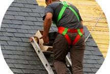 roofing-contractor / Generally, all roofing contractor insurance policies protect you from common risks that may present themselves during construction projects but there will be some areas not included in your coverage form. Your policy will not cover everything. An open communication with a Contractor and an Insurance Broker is important in order to understand these terms and conditions.