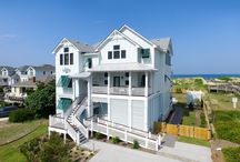 "SoCo / SAGA had the awesome pleasure of participating as a Southern Living Custom Home Builder this past year. Check out ""SoCo"" - an oceanfront home on the Outer Banks offering true Southern Comfort!"