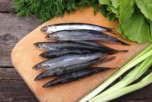 Еда Рыба рецепты