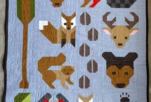 Boys Quilts / Quilts for boys / by Tina D.