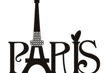 Eiffel Tower Quilt idea / by Tara Cherry
