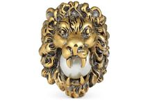 LION, PANTHER, & JAGUAR RINGS