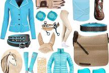 Tack colour theme ideas