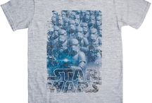 Official Star Wars t shirts / Brand new to 8Ball.co.uk is this range of officially licensed Star Wars t shirts.  Along with classic character tees featuring Stormtroopers, Yoda and Obi-Wan there are some manga inspired designs and reproductions of classic Japanese posters. So if it's Star Wars merchandise you're after, check out this board!  http://www.8ball.co.uk/all/brands/urban-species/star-wars