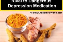 Natural medicine / Herbs and remedies for a healthy living