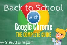 Back to School with Google Chrome