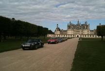 Chateaux de la Loire majestueux
