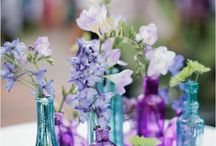 Purple and Blue Party Theme