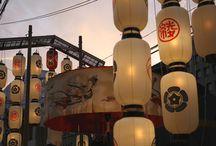 Yoi-yoi-yoiyama( July 14th),the Gion Matsuri Festival