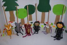 Výrobky z papírových ruliček