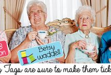 Labels for the Elderly