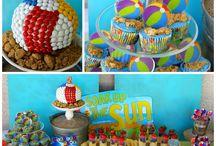 sea theme party