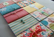 My Cards and Gift Items / Papercrafts, altered art, useful, practical, fun things I've created.