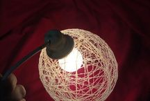 Merry Cristmass Handmade Lamp