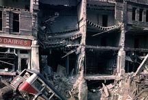The Blitz - London bomb