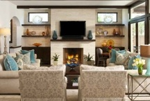 Family Rooms / by BROCK DESIGN GROUP