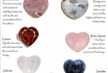 Crystal tips & Combinations. / Tips,Crystal Zodiac,Chakra & Crystal Combinations.