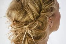 Wedding hairstyles And Shoes
