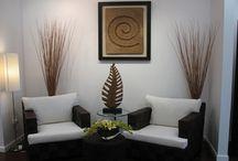 Acupuncture office design