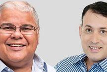 Candidatos em Prado