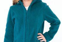 Bluzy polarowe / Bluzy z polaru strukturalnego, oddychające, antyalergiczne, antybakteryjne. Własny wyrób. Z kapturami i bez. Leciutkie, cieplutkie i mięciutkie. :-)