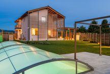 Biohaus - Alessandria / In provincia di Alessandria sorge una nuova #Biohaus dai dettagli contemporanei dall'indole ecologica, dentro e fuori. #bioedilizia #design #architettura