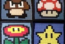 Háčkování - pixely