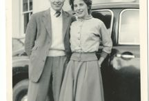 Walter Richards Graves & Freda Graves (nee McKeown) / family tree stuff